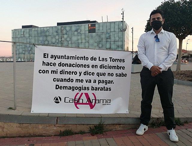 El ayuntamiento del PSOE y Ciudadanos de Las Torres de Cotillas debe la solidaridad navideña - 1, Foto 1