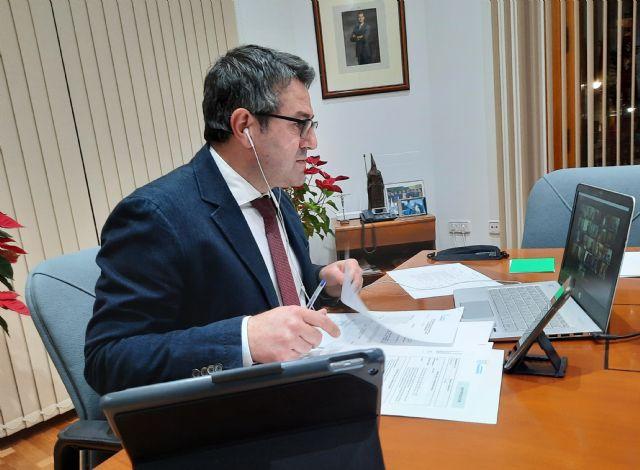 El Pleno apoya la colaboración con Salud al ofrecer los servicios municipales para combatir la pandemia - 1, Foto 1