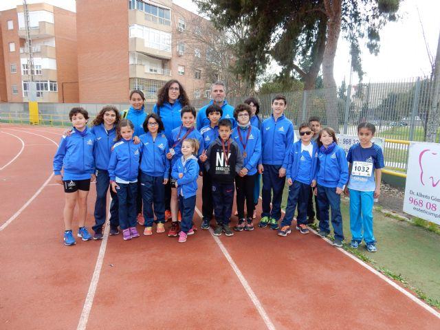 El Club Atletismo Alhama brilla en la Final Regional Individual, Foto 1