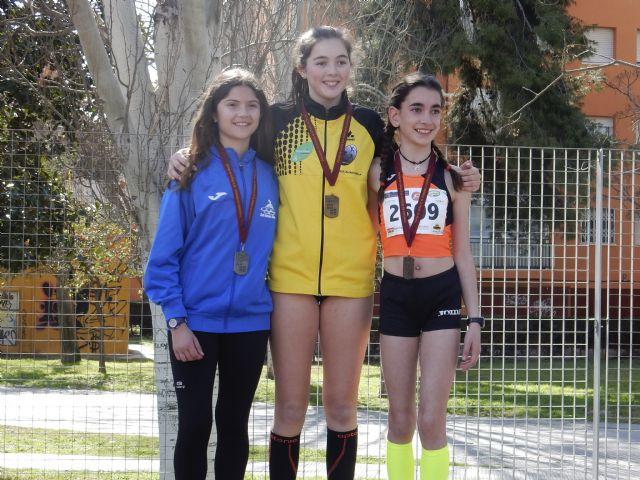 El Club Atletismo Alhama brilla en la Final Regional Individual, Foto 2
