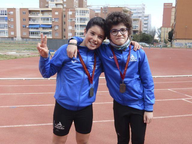 El Club Atletismo Alhama brilla en la Final Regional Individual, Foto 3