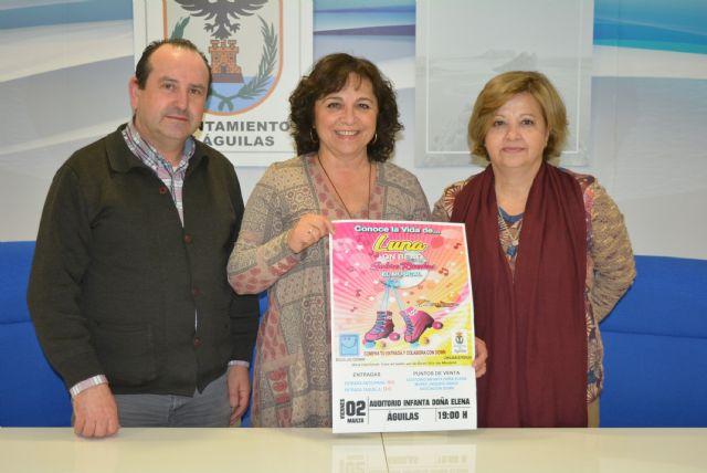 El musical Luna on beat llega a Águilas mostrando su cara más solidaria con Águilas Down - 1, Foto 1