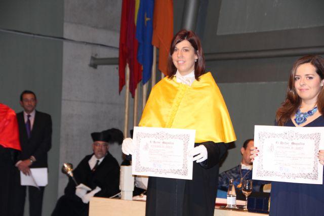 La Doctora en Medicina Sonia Águila, Premio Violeta 2018, Foto 2