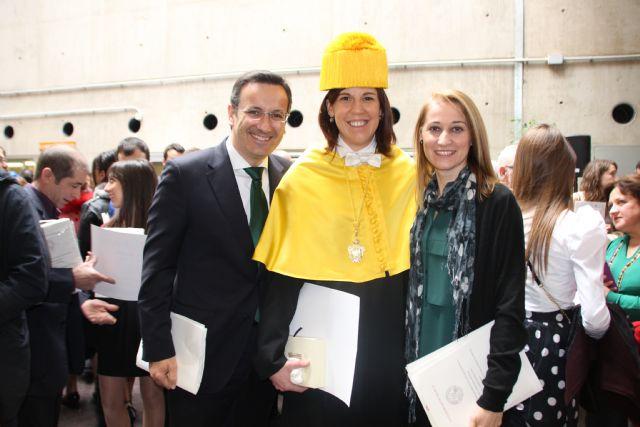 La Doctora en Medicina Sonia Águila, Premio Violeta 2018, Foto 3