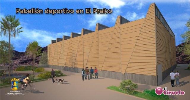 El Ayuntamiento de Alhama y la empresa El Ciruelo firman un convenio para la construcción del nuevo pabellón deportivo en El Praíco, Foto 5