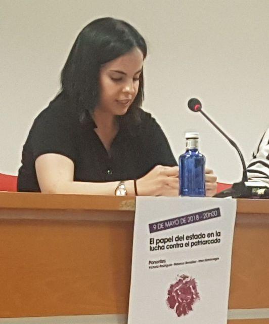 Izquierda Unida-Verdes de Alcantarilla llama a secundar la Huelga de mujeres del próximo 8 de marzo - 1, Foto 1