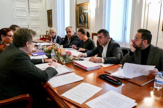El Ayuntamiento destinará cerca de 6 millones de euros que tiene que devolver Hidrogea a mejorar la red de abastecimiento - 1, Foto 1