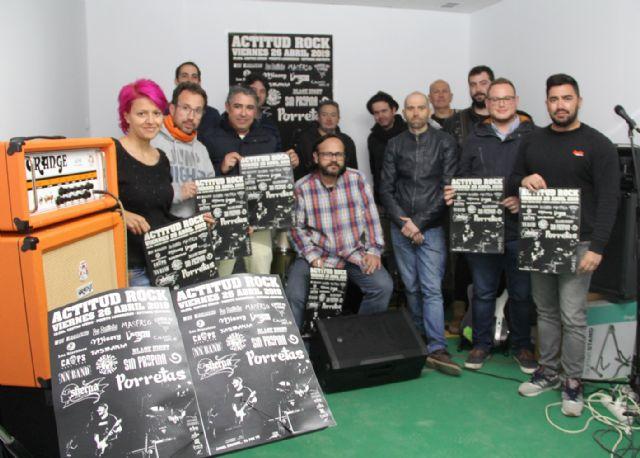 Puerto Lumbreras acogerá el Festival 'Actitud Rock' en honor a Ángel Rosique - 2, Foto 2