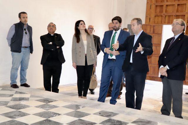 López Miras: Con la restauración de la Capilla del Socorro de Cartagena damos un paso más en la recuperación de nuestro patrimonio cultural - 2, Foto 2