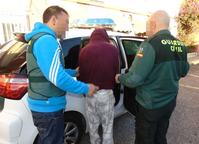 La Guardia Civil esclarece más de una decena de robos en viviendas - 1, Foto 1