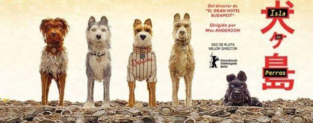 Isla de perros de Wes Anderson en la Ficcmoteca este viernes 1 de marzo - 1, Foto 1