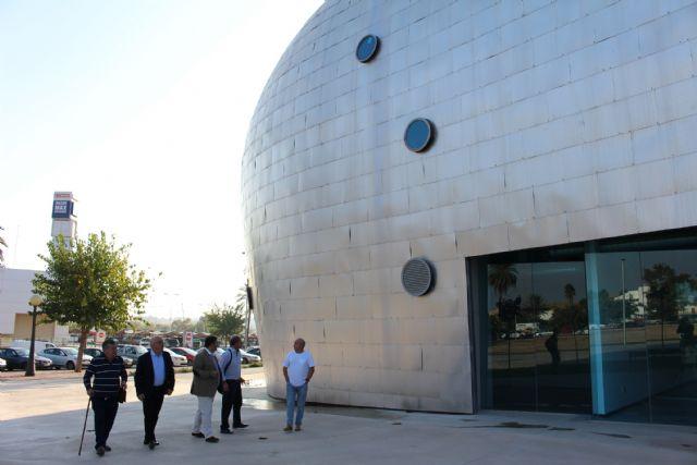 Cs pregunta al PSOE qué tendrán que pagar los cartageneros  para arreglar el Palacio de Deportes tras devolver el aval - 1, Foto 1