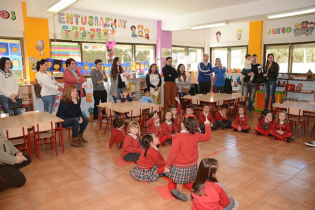 The Queen Sofia School celebrates its IV open day - 1