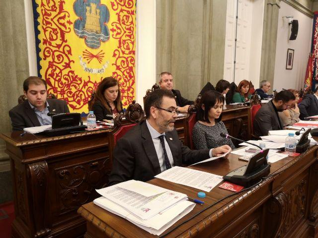 MC impulsa que se avance en el estudio de la legalidad del acuerdo de Castejón sobre el Plan Rambla - 1, Foto 1