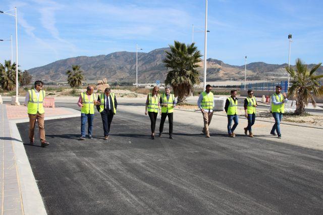 El Parque Industrial de Alhama consolida su expansión con las obras de las últimas fases del plan parcial El Valle - 2, Foto 2