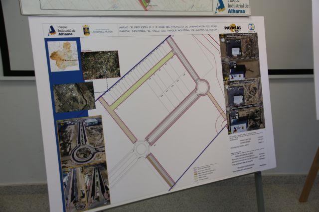 El Parque Industrial de Alhama consolida su expansión con las obras de las últimas fases del plan parcial El Valle - 4, Foto 4