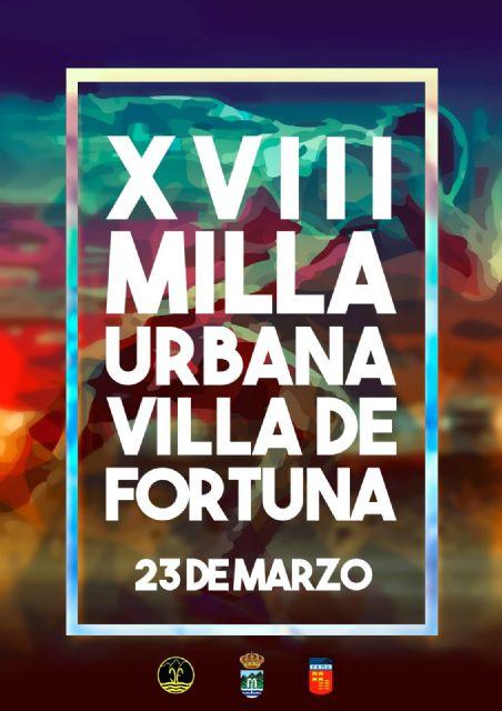 El 23 de marzo, Fortuna vuelve a vibrar con su milla - 1, Foto 1