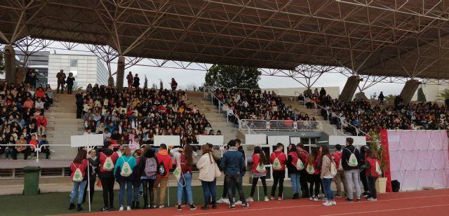 Casi siete mil estudiantes de Bachillerato participan este curso en las visitas guiadas para conocer la UMU - 1, Foto 1