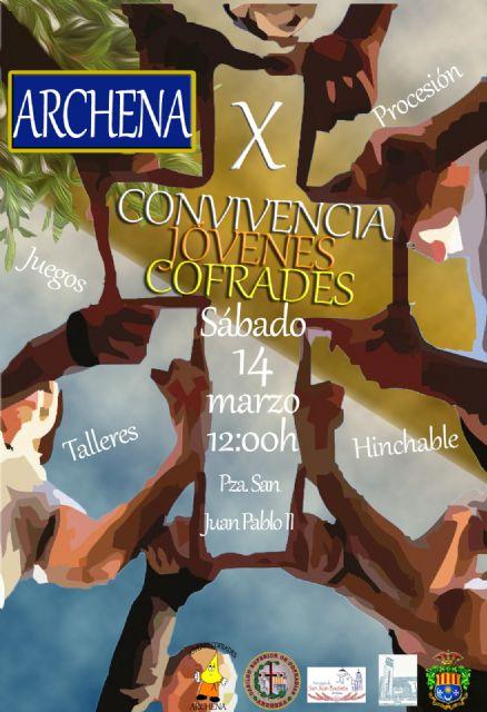 Archena - Jornada Jóvenes Cofrades - Semana Santa 2020 - 1, Foto 1