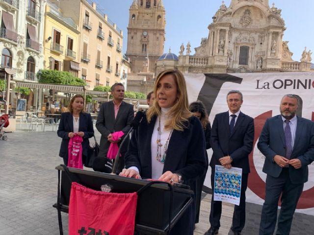 La Carrera de la Mujer celebra su quinta edición el próximo 8 de marzo por las calles de Murcia - 2, Foto 2
