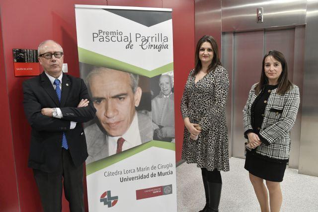 La cirujana y profesora de la UMU Beatriz Febrero gana el Premio Pascual Parrilla de Cirugía que concede la Cátedra Lorca Marín - 1, Foto 1