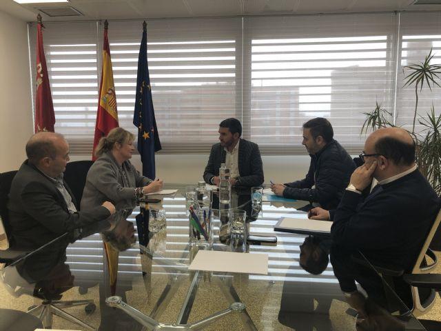 La Comunidad y la Diputación de Alicante analizarán los efectos de los futuros planes de cuenca en el Trasvase Tajo-Segura - 1, Foto 1