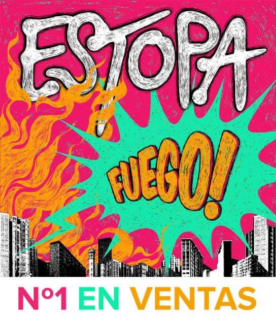 Estopa confirma nueva fecha de su Gira Fuego en Murcia - 2, Foto 2