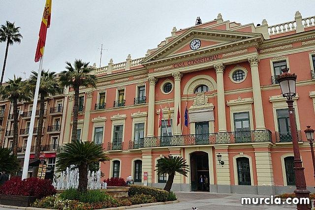 Murcia se ilumina mañana de verde con motivo del Día de las Enfermedades Raras - 1, Foto 1