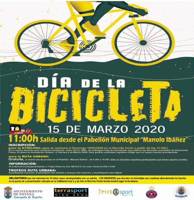 The Bicycle Day will be celebrated on Sunday, March 15, Foto 2