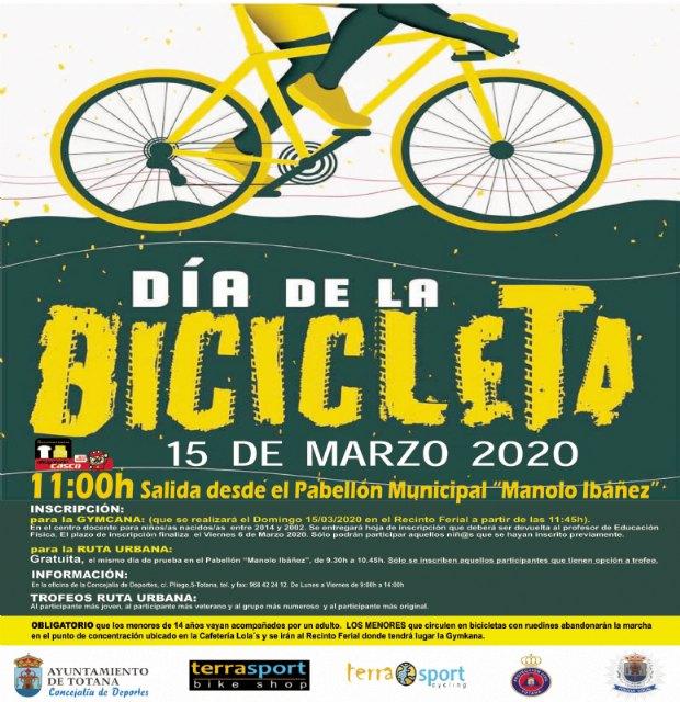 El Día de la Bicicleta se celebrará el domingo 15 de marzo - 2, Foto 2