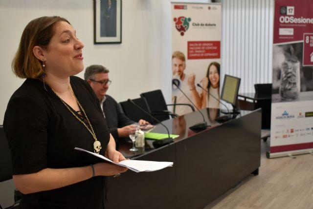 La OIT explica en la Universidad de Murcia la 'hoja de ruta' del trabajo decente en España - 2, Foto 2