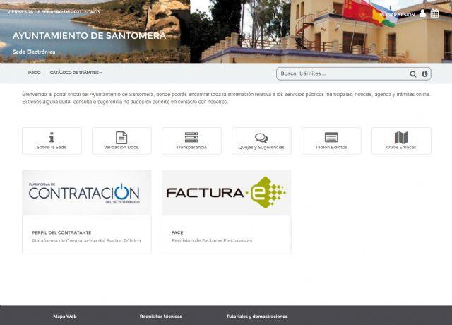 La Comunidad cede plataformas electrónicas a 26 ayuntamientos de menos de 20.000 habitantes - 1, Foto 1