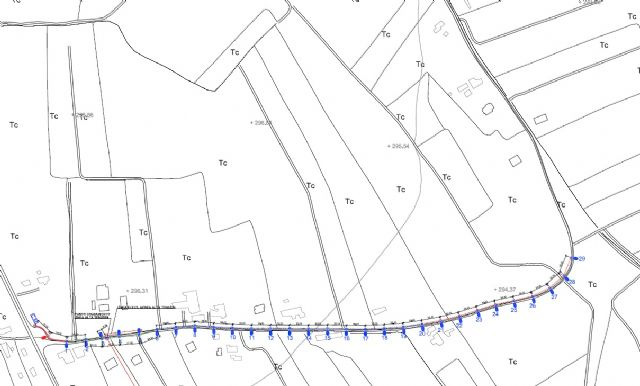 El Ayuntamiento de Lorca aprueba el expediente de contratación de las obras de instalación del sistema de alumbrado público en el Camino de Felí - 1, Foto 1