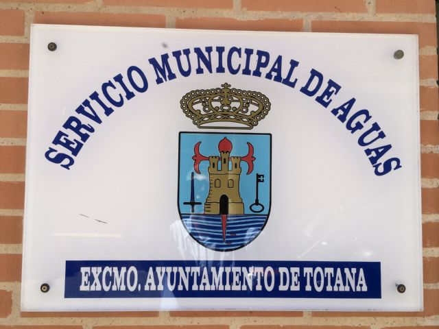 The Municipal Water Service will come tomorrow to the cleaning of the deposit Virgen de las Huertas
