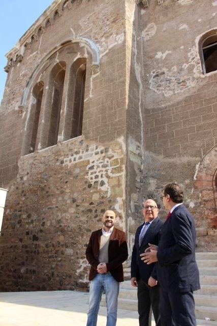 Cs Cartagena pedirá que se proteja provisionalmente la  Catedral de Cartagena ante las inclemencias climatológicas - 2, Foto 2