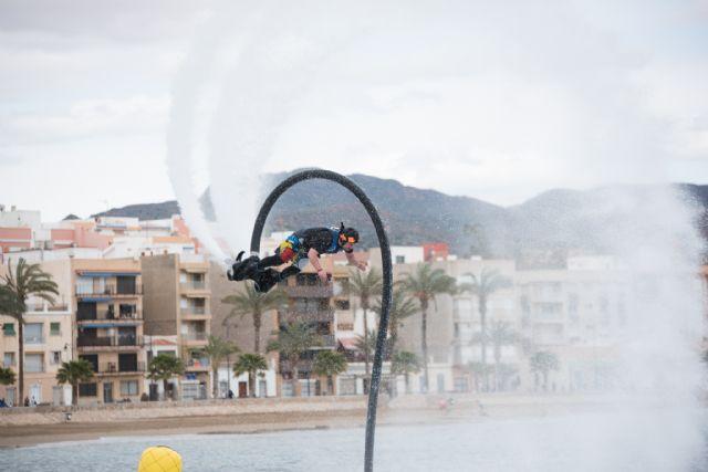 David Pereira y Cristina Rodríguez vencedores del I Campeonato de España de Flyski, Foto 2