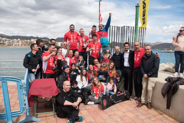David Pereira y Cristina Rodríguez vencedores del I Campeonato de España de Flyski, Foto 3
