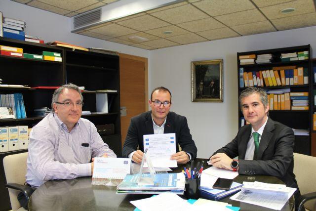 Agricultura colaborará con el CEBAS y la UPCT en la difusión de proyectos de cultivos sin suelo - 1, Foto 1