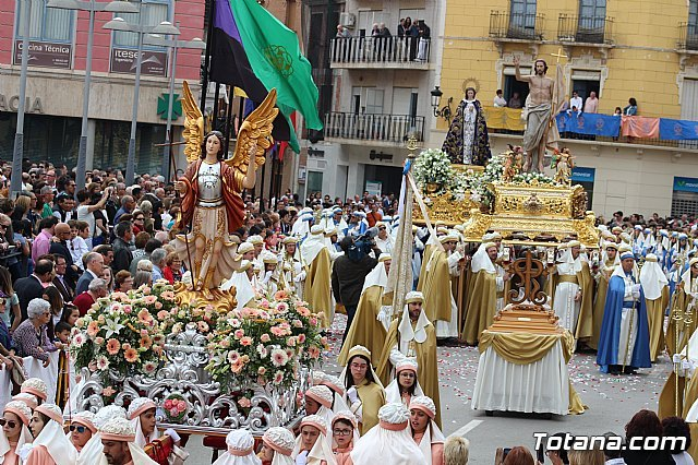 This year there will be news in the Procession of the meeting, which will take place on April 1, Sunday of Resurrection