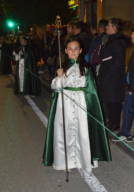 El Martes Santo torreño vuelve a tener como protagonistas al Jesús Cautivo y a la Esperanza Macarena - 1, Foto 1