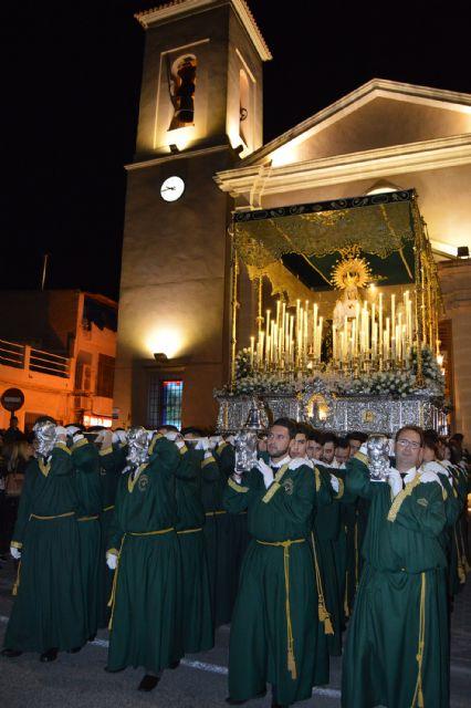 El Martes Santo torreño vuelve a tener como protagonistas al Jesús Cautivo y a la Esperanza Macarena - 4, Foto 4