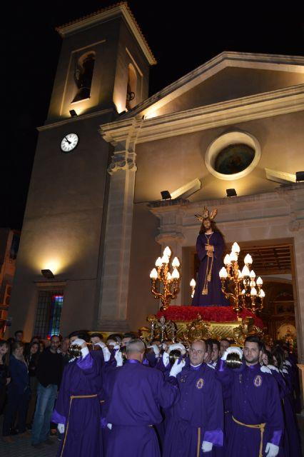 El Martes Santo torreño vuelve a tener como protagonistas al Jesús Cautivo y a la Esperanza Macarena - 5, Foto 5