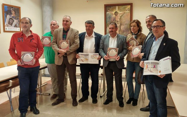 Se presenta el proyecto para musealizar la Casa del Cabildo (Museo de la Semana Santa de Totana), Foto 1