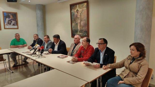 Se presenta el proyecto para musealizar la Casa del Cabildo (Museo de la Semana Santa de Totana), Foto 2