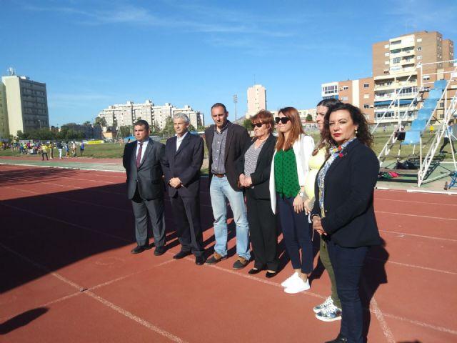 Gran competición vivida en Cartagena en la 32ª edición del trofeo de atletismo que la trimilenaria acoge todas los miércoles Santo. - 2, Foto 2