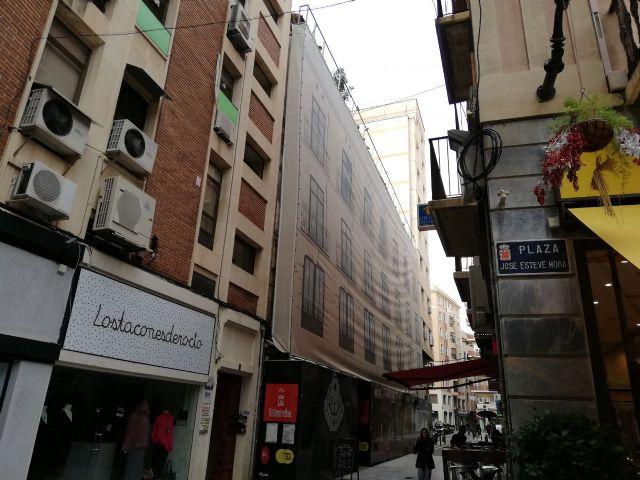 Ahora Murcia lleva al pleno una moción para exigir el buen mantenimiento de los edificios deteriorados y abandonados en el casco histórico - 1, Foto 1