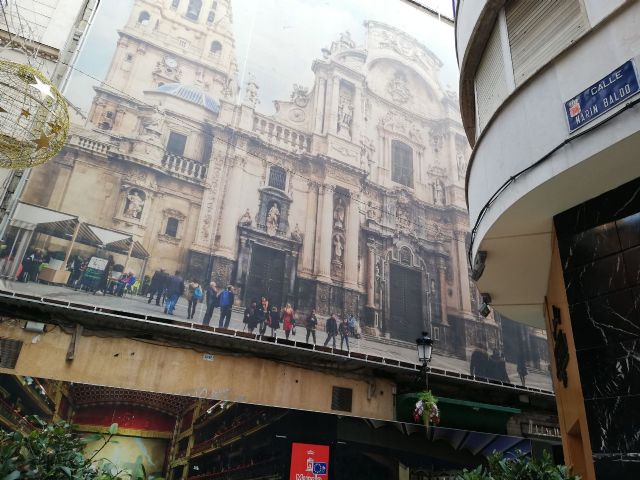 Ahora Murcia lleva al pleno una moción para exigir el buen mantenimiento de los edificios deteriorados y abandonados en el casco histórico - 2, Foto 2