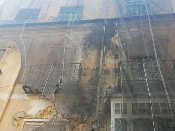 Ahora Murcia lleva al pleno una moción para exigir el buen mantenimiento de los edificios deteriorados y abandonados en el casco histórico - 3, Foto 3