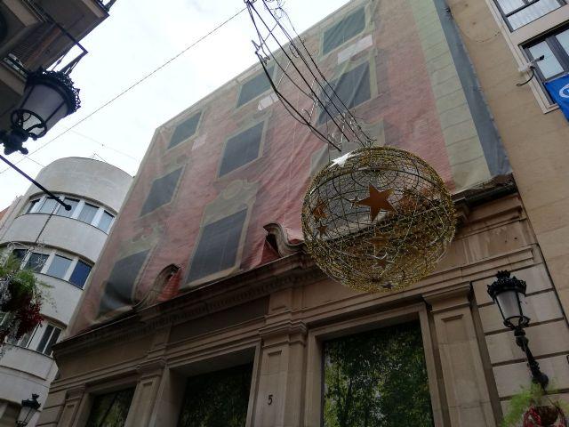 Ahora Murcia lleva al pleno una moción para exigir el buen mantenimiento de los edificios deteriorados y abandonados en el casco histórico - 5, Foto 5