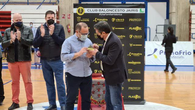 UCAM Primafrio Jairis acaba con la imbatibilidad del líder en un festivo Fausto Vicent - 2, Foto 2